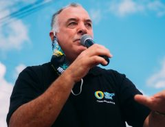 Coronel Hélio abre mão de fundo eleitoral em campanha para prefeito de Natal