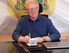 Deputado Ubaldo Fernandes garante reforma de ginásio poliesportivo em Tangará