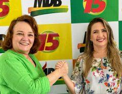 Bel Vilani declara apoio à Marília Dias e confirma sua pré-candidatura ao Legislativo Municipal