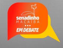 Programa Senadinho em Debate discute rumos do PSDB e pauta de eventos nesta quinta (13/08)