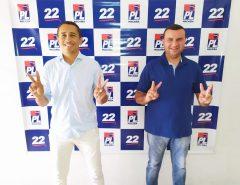 Wendel Rangel está com Emídio Júnior