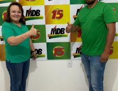 Júnior Vereador, declara apoio a Marília Dias