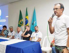 Vice-prefeito Auri Simplício será o entrevistado do Senadinho em Debate desta quinta (10)
