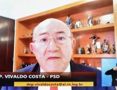Vivaldo Costa registra avanços de vacina contra coronavírus testada no Brasil