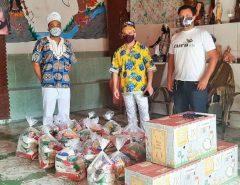 CUFA RN atende povos religiosos de Matriz Africana em Macaíba/RN
