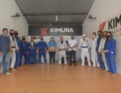 Força no esporte: Equipe Kimura declara apoio ao candidato Emídio Júnior