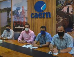 Deputado Kleber Rodrigues solicita melhorias nos serviços da Caern em Macaíba