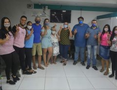 Carlinhos da Sulanca e família declaram apoio aos Meninos de Macaíba