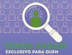 Oportunidade para estofador em Macaíba