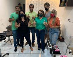 Pelo bem de Macaíba Darquinha Melo é mais uma que apoia Marília