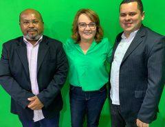 Marília Dias reafirma compromisso com programa Opinião Sociedade em Foco