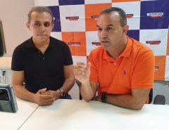 Kelps e Brenno formam chapa do Solidariedade para prefeito de Natal