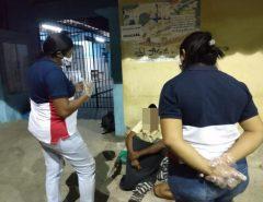 Anjos da Madrugada: Projeto continua atuando nas ruas do centro de Macaíba