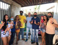 Lima declara apoio a Emídio Júnior e Netinho França