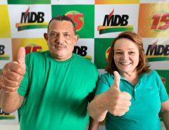 Toinho da Mangueira afirma pré-candidatura à vereador pelo MDB