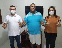 César Cassimiro declara apoio a Emídio Jr. e Dadaia Ribeiro