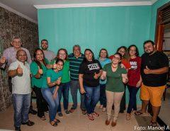 Marília Dias e seu vice, Edi do Posto ganham importante apoio