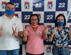 Professora Graça retira candidatura a vereadora pelo PSDB e declara apoio a Emídio Jr
