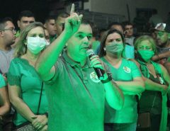 Flávio de Beroi abre vantagem impressionante de 40 pontos em Nova Cruz