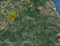 Diversos tremores foram registrados nesta terça-feira em Pedra Preta-RN