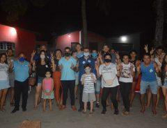 Família Galvão vota com Tafarel Freitas e os Meninos de Macaíba