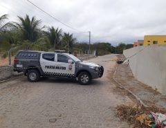 Homem é encontrado morto com marcas de tiros em Macaíba