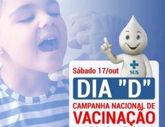 """MPRN reforça dia """"D"""" da mobilização nacional de vacinação contra poliomelite e de multivacinação"""