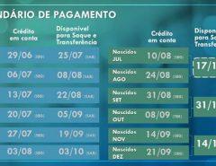CAIXA ABRE 16 AGÊNCIAS NO RIO GRANDE DO NORTE NESTE SÁBADO (17/10) PARA O PAGAMENTO DO SAQUE EMERGENCIAL DO FGTS