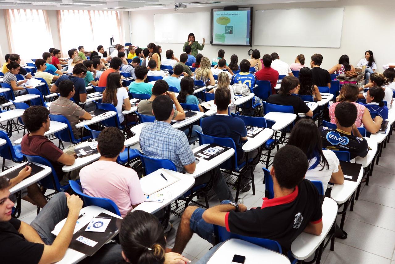 UFRN dobra quantidade de cursos com avaliação máxima no Enade