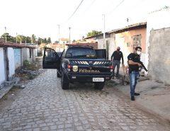 PF combate tráfico interestadual de drogas na Região Oeste do Rio Grande do Norte