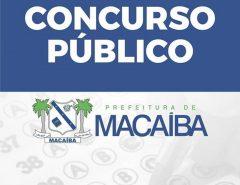 Prefeitura de Macaíba publica hoje edital do concurso público com 631 vagas