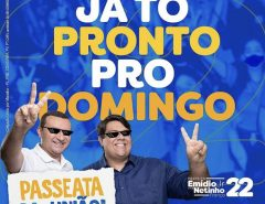 Movimentações políticas em Macaíba neste domingo (18)