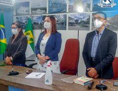 Câmara Municipal de Macaíba realiza sessão solene em comemoração aos 143 anos da cidade