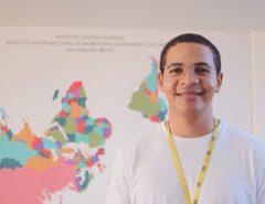 """""""Ter tido oportunidade foi essencial"""": A história do primeiro mestre em Neuroengenharia de Macaíba e de 'sonhos' no caminho da educação"""
