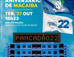 Coligação realiza evento alusivo à emancipação política de Macaíba