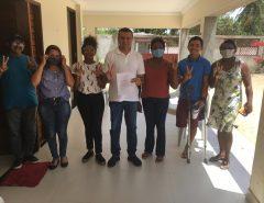 Diretoras da Associação Cultural de Capoeiras declaram apoio a Emídio Jr. e Netinho França