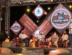 Governadora abre oficialmente a 58ª Festa do Boi