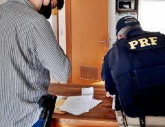 Operação conjunta entre as Polícias Rodoviária Federal e Civil do Rio Grande do Norte desarticula quadrilha interestadual de roubo de carga