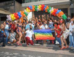 Grupo LGBT de Macaíba declara apoio a Emídio Jr e Netinho França