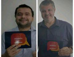 Sabatinas do Senadinho em Debate serão comandadas pelo jornalista Andry Morais e o publicitário André Arruda