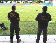 Polícia Federal usa drones para fiscalizar eleições 2020