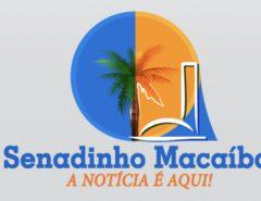 Parabéns, Senadinho Macaíba