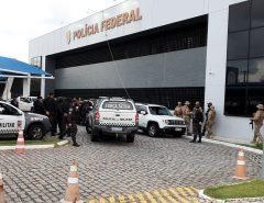 PF combate organização criminosa que praticava assaltos no RN