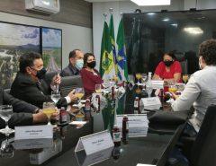 Governadora avança com as tratativas para a construção do Parque Tecnológico