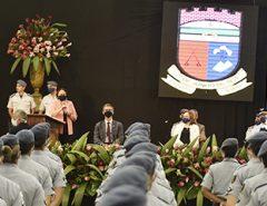 Formatura de 1.022 novos soldados da PM fortalece segurança pública do RN