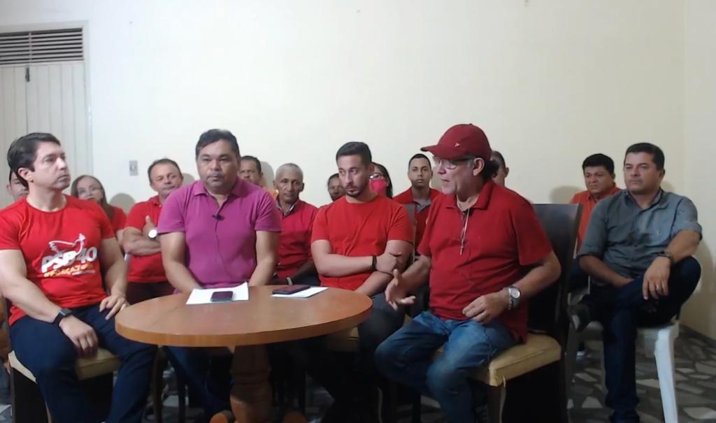 Depois de pressão familiar, Celú anuncia que não é mais candidato e apoia Flaviano Lisboa em Passa e Fica