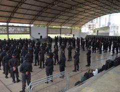 Policiais Militares embarcam para garantir segurança nas eleições municipais