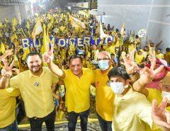 Potengi: Neto Mafra tem 58,8% e, se eleição fosse hoje, seria reeleito em Barcelona