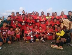 Flamengo conquista primeira edição da Taça dos Quarentões da Vila São José