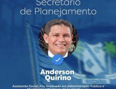 Nome do futuro secretário de Planejamento de Macaíba é anunciado